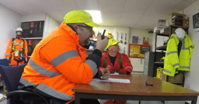 Confined Space Courses High Risk