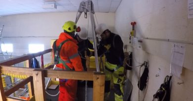 Confined Space Courses Low and Medium Risk