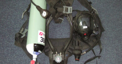 Self-Contained Breathing Apparatus (SCBA) Course