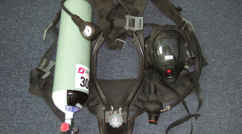 SCBA Self Contained Breathing Apparatus Course